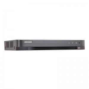 Видеорегистратор Hikvision 16-ти канальный Turbo HD c поддержкой аудио по коаксиалуDS-7216HQHI-K2(S) (16 АУДИО)