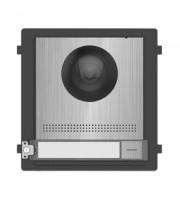 Модульная вызывная IP панель Hikvision DS-KD8003-IME1/S 2МП