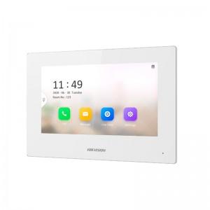 Видеодомофон Hikvision DS-KH6320-LE1/White IP