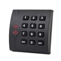 Бесконтактный считыватель Mifare карт ZKTeco KR202M с клавиатурой