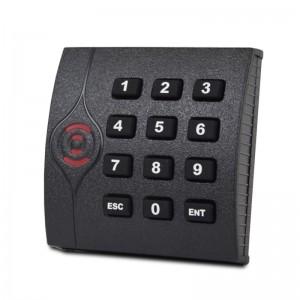 Бесконтактный считыватель Em-Marine карт ZKTeco KR202E с клавиатурой
