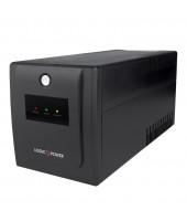 Линейно-интерактивный ИБП LogicPower LPM-1100VA-P (770Вт)