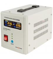 ИБП с правильной синусоидой 12V LogicPower LPY-PSW-800VA+(560Вт)5A/15A