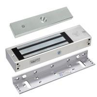 Электромагнитный замок Yli Electronic YM-500 с уголком монтажным Yli Electronic MBK-500L