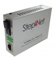 Медиаконвертер Step4Net MC-D-0,1-1SM-1550nm-20