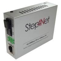 Медиаконвертер Step4Net MC-D-0,1-1SM-1550nm-20