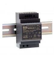 Блок питания Mean Well HDR-60-12