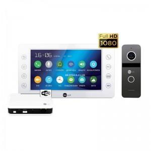 Комплект видеодомофона NeolightKAPPA HD WiFi Box Graphite