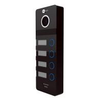 Вызывная панель NeoLight MEGA/4 FHD Black