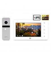 Комплект видеодомофона NeolightNeoKIT HD Pro Silver