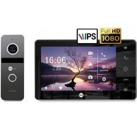 Комплект видеодомофона NeolightNeoKIT HD+ B/Graphite