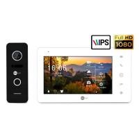 Комплект видеодомофона NeolightNeoKIT HD Pro Black