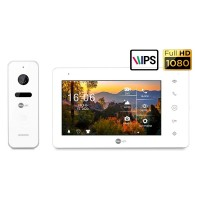 Комплект видеодомофона NeolightNeoKIT HD Pro White