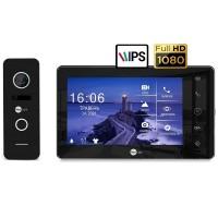 Комплект видеодомофона NeolightNeoKIT HD Pro B/Black