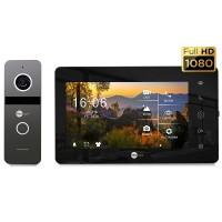 Комплект видеодомофона NeolightNeoKIT HD Pro B/Graphite