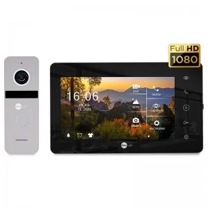Комплект видеодомофона NeolightNeoKIT HD Pro B/Silver
