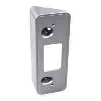 Поворотный уголок для вызывной панели Neolight SOLO BRACKET Silver