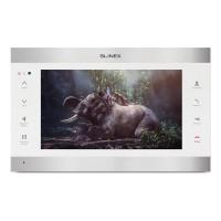 Видеодомофон Slinex SL-10IPTHD (silver+white)