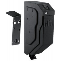Оружейный сейф для пистолета с биометрическим сканером SVB500