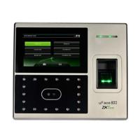 Терминал контроля доступа по геометрии лица ZKTeco uFace800