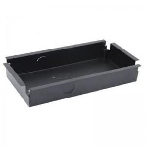 Врезная коробка Dahua VTOB102 для монтажа панелей VTO1210C-X