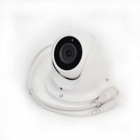 IP-видеокамера 5 Мп ZKTeco ES-855L21C-E3 с детекцией лиц для системы видеонаблюдения