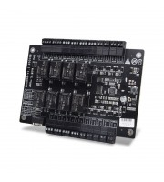 Плата ввода-вывода ZKTeco EX0808 на 8 входов-выходов для биометрических контроллеров inBio Pro