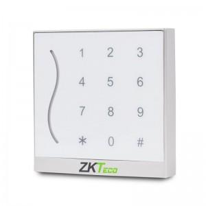 Считыватель Mifare с клавиатурой ZKTeco ProID30WM RS влагозащищенный