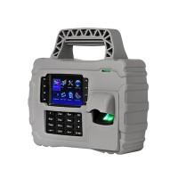Мобильный биометрический терминал учета рабочего времени ZKTeco S922 с каналами связи 3G и GPS