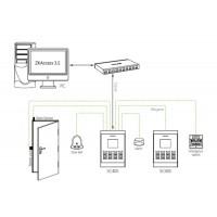 Терминал контроля доступа ZKTeco SC405