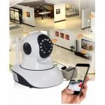 Использование беспроводного видеонаблюдения на основе Wi-Fi