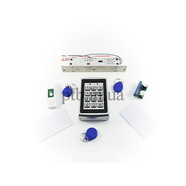 системы контроля доступа в помещение цена